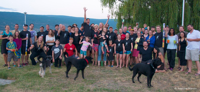 SquashFEST 2014 Group Photo