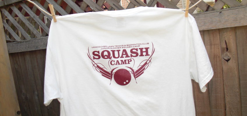 """This one time at Squash Camp. . ."""