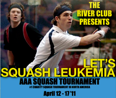 Let's Squash Leukemia!