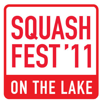 SquashFEST on the Lake 2011