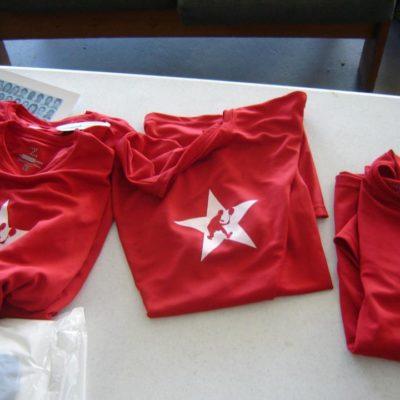 SquashFEST Souvenir T-shirts