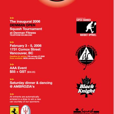 Sophos Open 2006