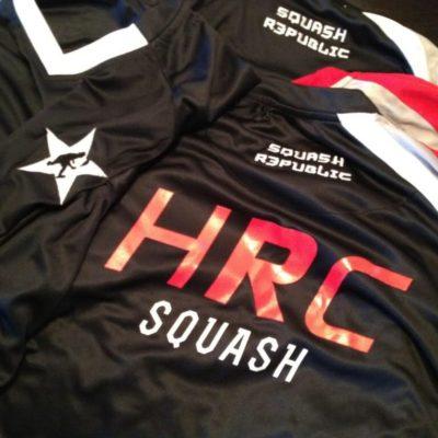 HRC Squash Custom Shirt by Squash Republic