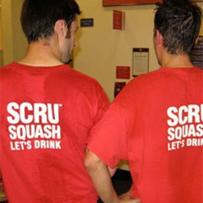 S.C.R.U. Squash, Let's Drink