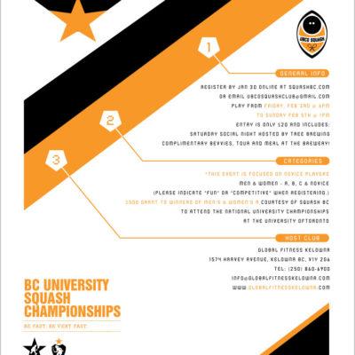 BC University Championships 2012