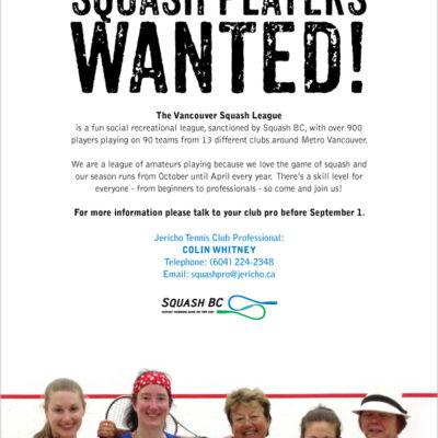 Vancouver Squash League