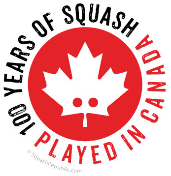 BC Squash Players at the 2012 Nationals