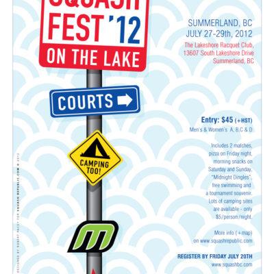 SquashFEST 2012