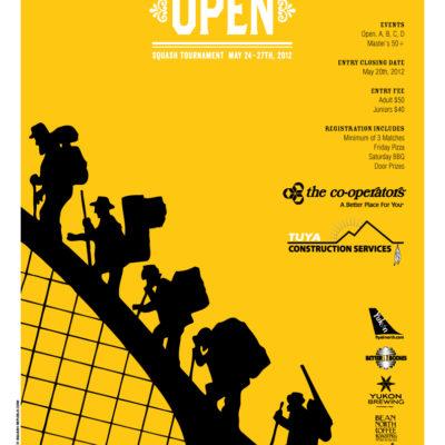 Yukon Open 2012
