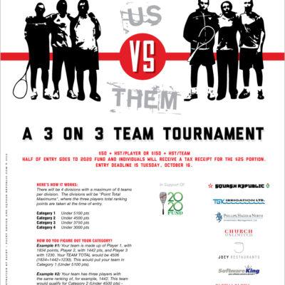 Bentall Team Champs 2012