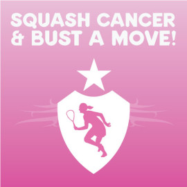 Squash Cancer & Bust a Move!