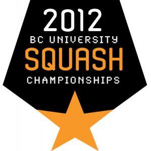 2012 BC University Squash Champs