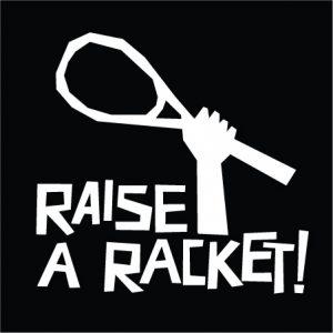 Raise a Racket - Sask Squash