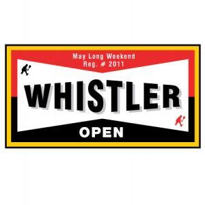 Whistler Open