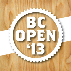 The 2013 BC Open @ VRC