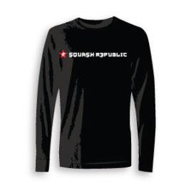 Squash Republic Logo Tee