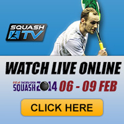 PSA Squash TV – Swedish Open
