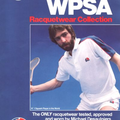 Michael Desaulniers for Athlete's World and WSPA