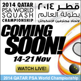 PSA Squash TV