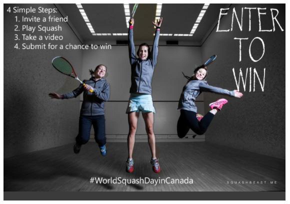 Squash Canada Promo